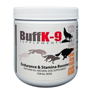 hunting dogs vitamin supplement buffk9