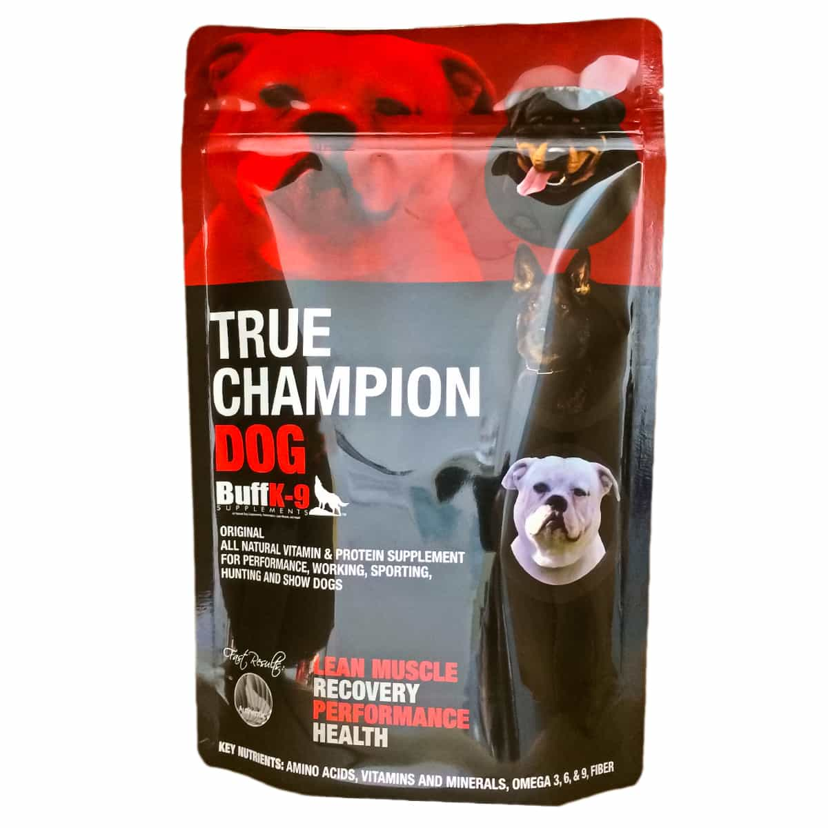 true champion dog supplements dog vitamins supplemet buffk9