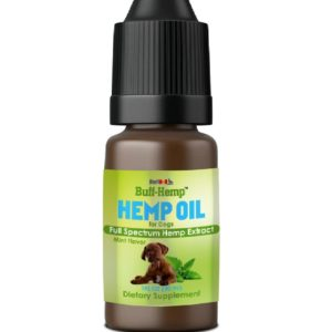 hemp oil dogs cbd pets