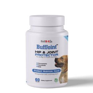 dog joint supplements buffk9 glucosamine chondroitin msm turmeric