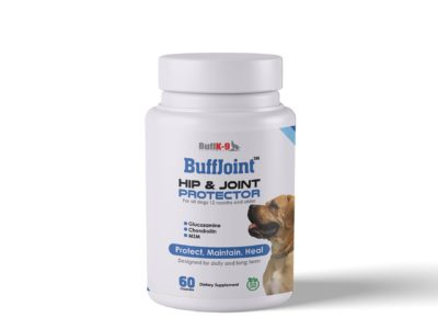 dog joint supplements buffk9 glucosamine chondroitin msm turmeric